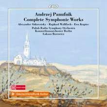 PANUFNIK: Complete Symphonic Works(8CDs)