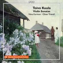 KUULA TOIVO: Sonate per violino e piano
