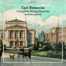 REINECKE: Int.dei quartetti per archi