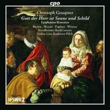 GRAUPNER: Ephiphany Cantatas