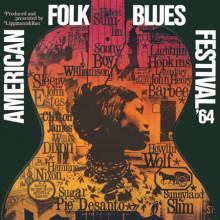 AA. VV.: American Folk Blues Festival 1964