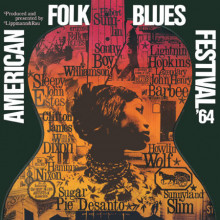 Aa.vv.:american Folk Blues Festival 1964