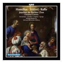 HOMILIUS - STOLZEL: Christmas Cantatas