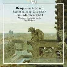 Godard Benjamin: Sinfonie Op.23 & Op.57