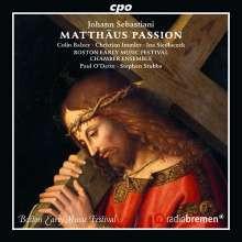 SEBASTIANI J.: Matthaus Passion