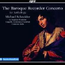 AA.VV. The Baroque Recorder Concertos