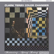 CLARK TERRY: Color Changes