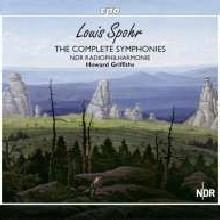 SPOHR: Integrale Sinfonie (5 SACD)