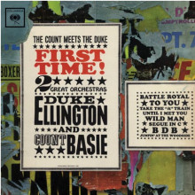 Ellington & Basie Orchestras: First Time