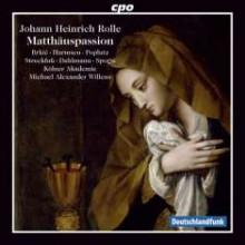 ROLLE J.H.: Matthauspassion