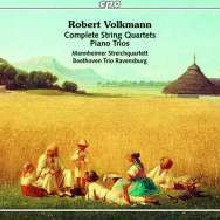 VOLKMANN: String Quartet & Piano Trio
