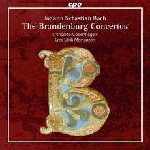 BACH: Concerti Brandeburghesi