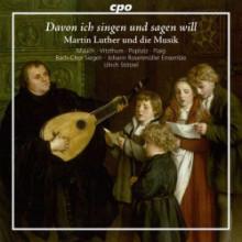 AA.VV: Musica al tempo di Martin Lutero