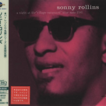 SONNY ROLLINS: A Night at The Village...
