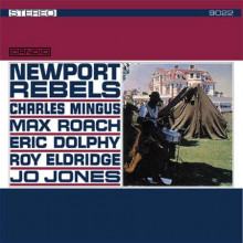 Newport Rebels:  At the Newport Jazz Festival