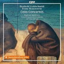 REIZRSTEIN - GOLDSCHMIDT: Cello Concertos