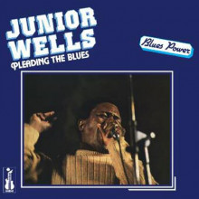 JUNIOR WELLS: Pleading the blues