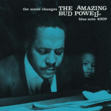 BUD POWELL: The Scene Changes