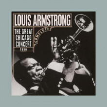 LOUIS ARMSTRONG: The Great Chicago Concert - 1956