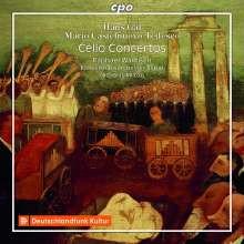 Aa.vv.: Concerti Per Cello
