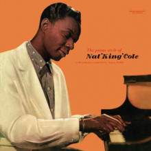 NAT KING COLE: The Piano Style of Cole