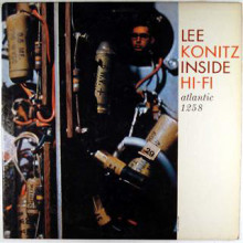 LEE KONITZ: Inside HIFI