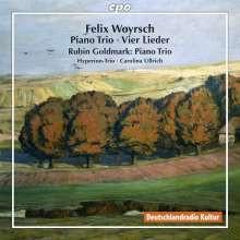 GOLDMARK - WOYRSCH: Musica da camera