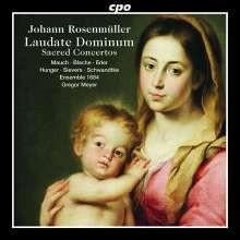 Rosenmuller: Concerti Sacri