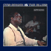 OTIS SPANN: Is the Blues