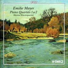 MAYER Emilie: piano Quartets NN.1 & 2