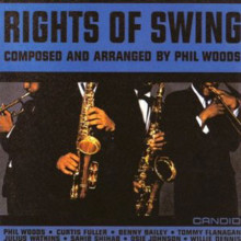 PHIL WOODS: Rights of Swing