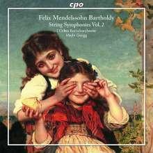 Mendelssohn: String Symphonies - Vol.2