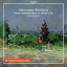 WEINBERG M.: Sonate per piano