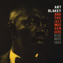 BLAKEY & THE JAZZ MESSENGERS: Moanin'