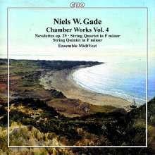 GADE NIELS W.: Musica da camera - Vol.4