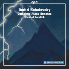 KABALEWSKI: Sonate e Rondò per piano
