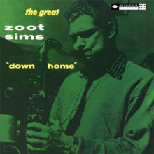 ZOOT SIMS: Down Home