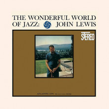 JOHN LEWIS: The Wonderful World of Jazz