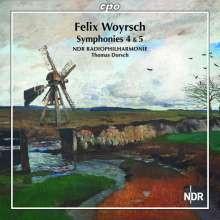 WOYRSCH FELIX: Sinfonie NN. 4 & 5