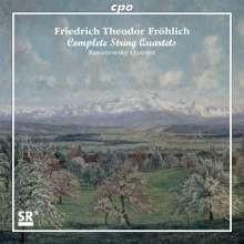 FROHLICH F.T.: Integrale dei quartetti