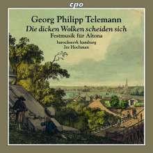 Telemann: Festmusiken Fur Altona