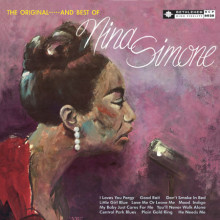 NINA SIMONE: Little Girl Blue 1963 - mono -