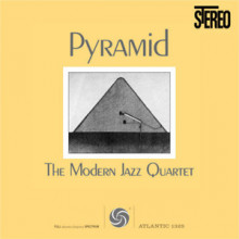 MODERN JAZZ QUARTET: Piramid.