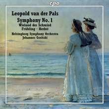Van Der Pals: Sinf. N.1 E Altre Opere