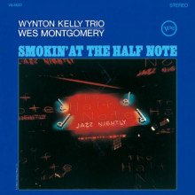WES MONTGOMERY: Smokin'at the Half Note