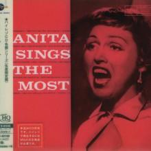 ANITA O'DAY: Anita Sings the most