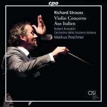 Strauss R.:concerto Per Violino E Altro