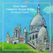 MULET HENRI: Integrale delle opere per organo