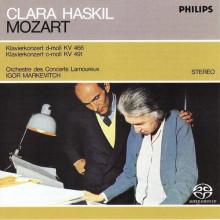 MOZART: Piano Concertos NN.21 & 24