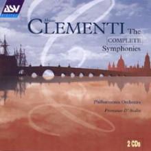 CLEMENTI: Integrale delle Sinfonie